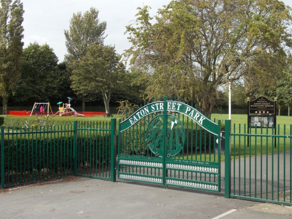 Friends of Eaton Street Park - Refreshments at the Pavilion