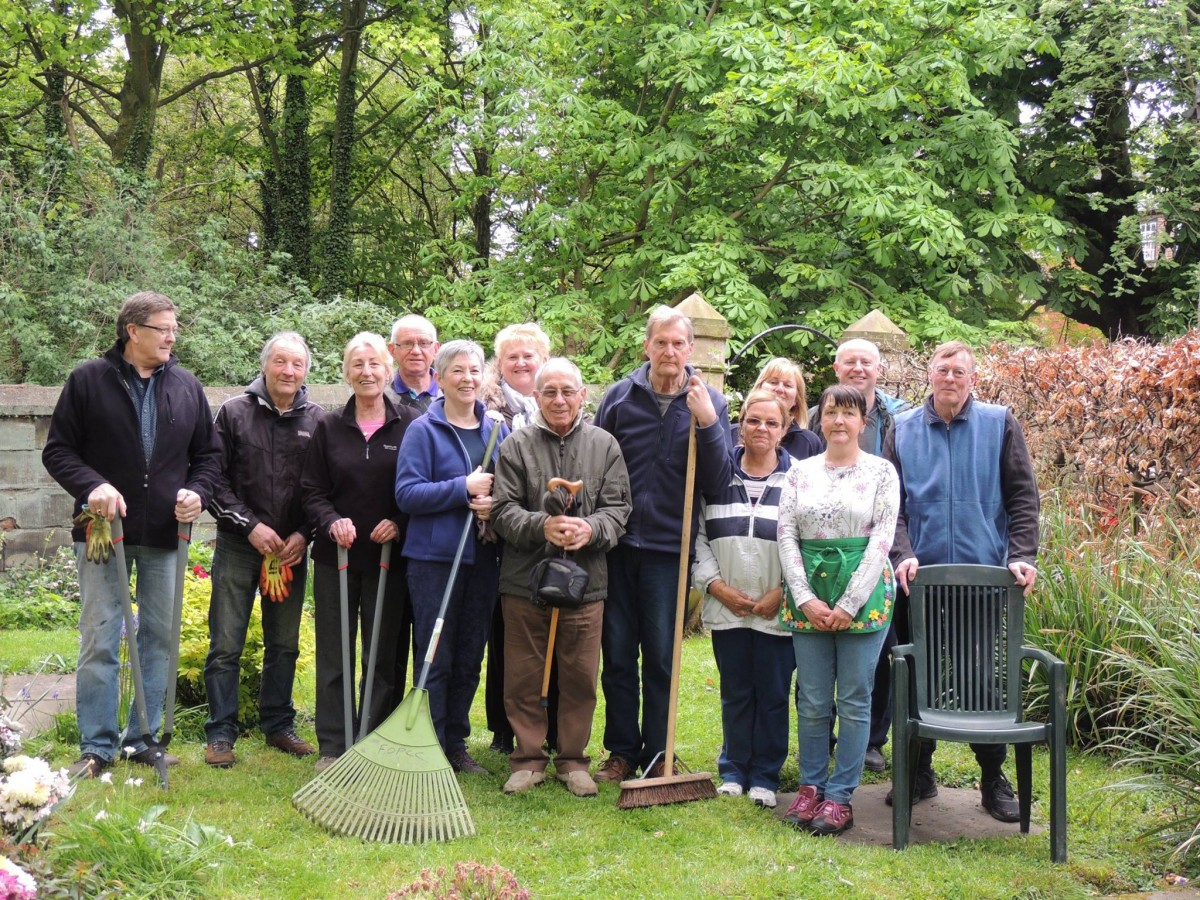 Friends of Prescot Cemetery & Churchyard