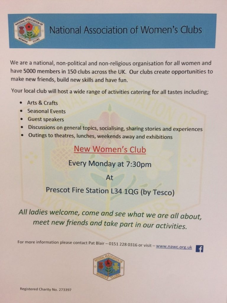 National Association of Women's Clubs