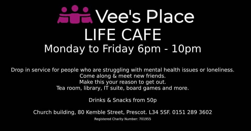 Life Cafe at Vee's Place