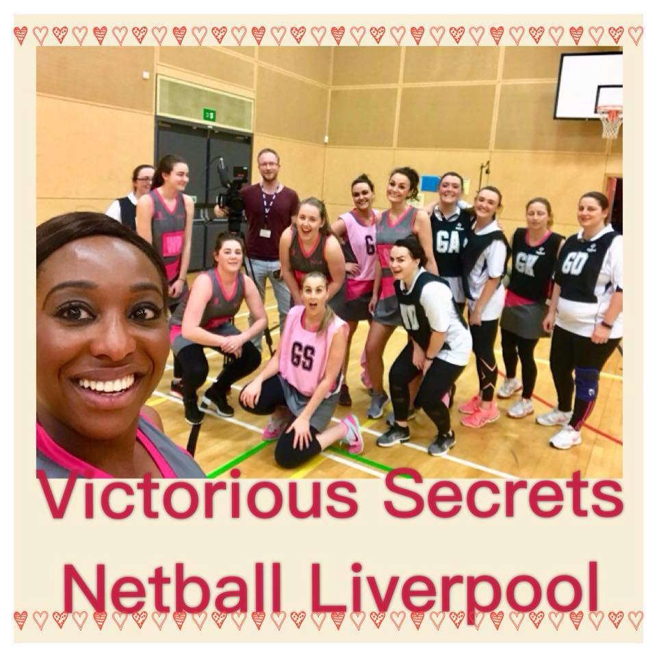 Netball Club - Victorious Secrets
